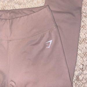 Gymshark dreamy cropped leggings